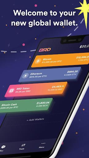 BRD Bitcoin Wallet. Bitcoin Cash BCH, Bitcoin BTC apktram screenshots 7