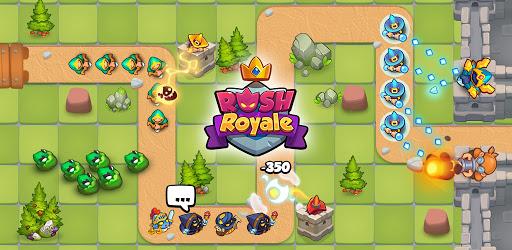 Rush Royale - Tower Defense game TD