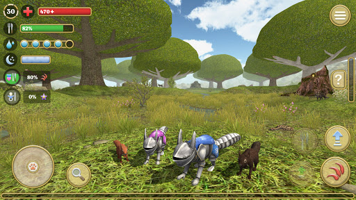 Squirrel Simulator 2 : Online 1.01 screenshots 5
