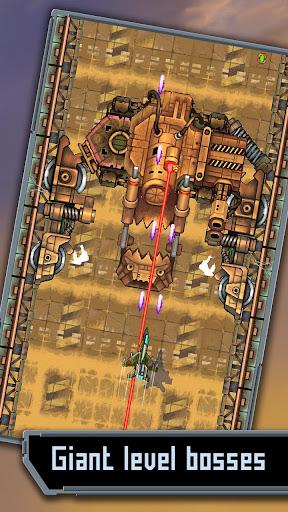 Mig 2D: Retro Shooter! apkmr screenshots 9