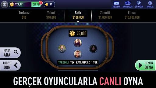 101 Yu00fczbir Okey Elit 1.4.4 screenshots 3