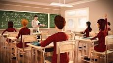 学校 生活 先生 シミュレーター 高い 学校 ゲームのおすすめ画像1