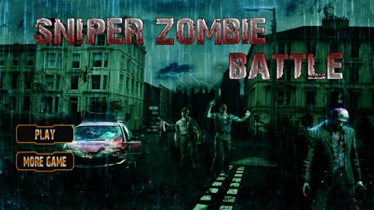 Sniper Zombie War Hack Cheats (iOS & Android) 1
