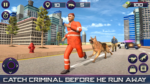 Us Police Dog Duty Simulator 1.7 screenshots 8