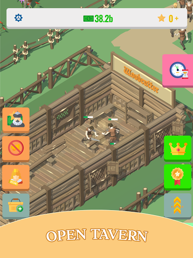 Idle Medieval Village: 3d Tycoon Game  screenshots 14