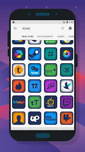 Pumre - Icon Pack Screenshot