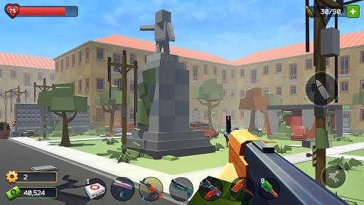 Pixel Combat: Zombies Strike  screenshots 4