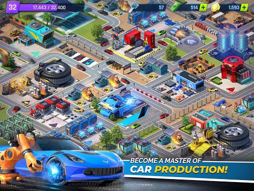 Overdrive City u2013 Car Tycoon Game  Screenshots 7