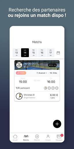 Breizh Padel screenshot 4
