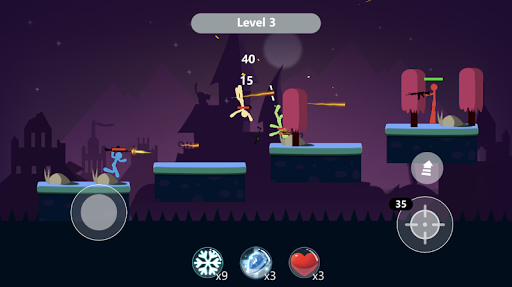 Stick Fight Warriors 3.9 screenshots 1