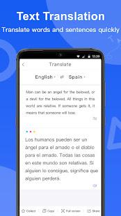 Translator Foto Pro: Free Camera & Voice Translate 2.7 Screenshots 6