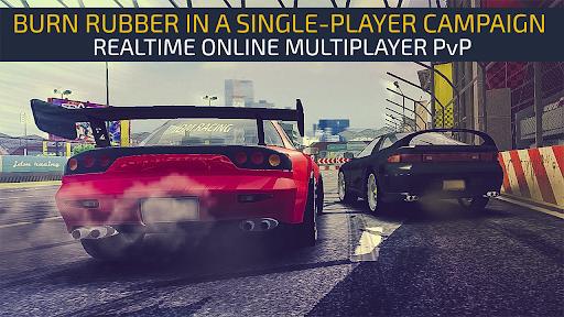 JDM Racing: Drag & Drift online races  screenshots 2