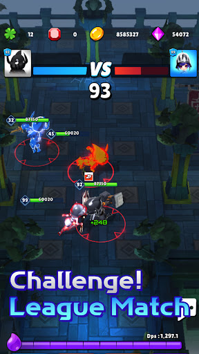 Grow Knight : idle RPG apkdebit screenshots 5