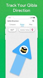Qibla Finder: Find 100% Accurate Qibla Direction 2.5 Screenshots 10