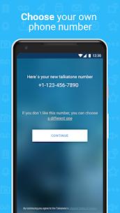 Talkatone: Free Texts, Calls & Phone Number Talkatone Apk Lastest Version 2021** 7