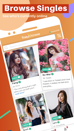 TrulyChinese - Chinese Dating App 5.12.2 Screenshots 2