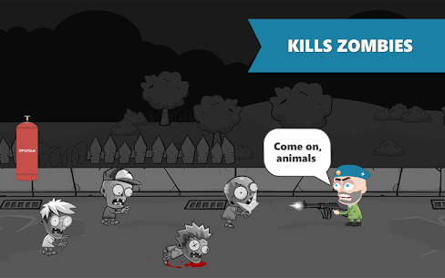 Valera VS Zombies Hack for iOS and Android 5