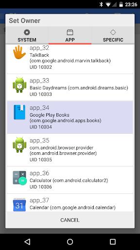 File Explorer (Root Add-On) 1.0.2 Screenshots 7