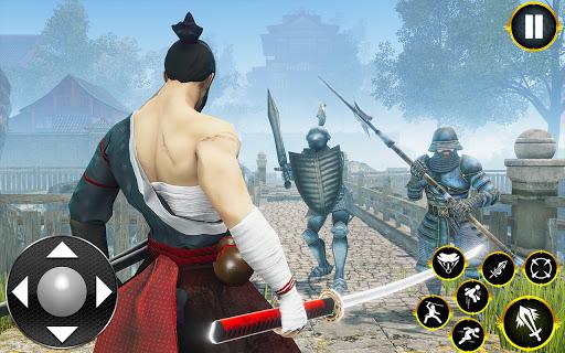 Shadow Ninja Warrior - Samurai Fighting Games 2020 1.3 screenshots 2