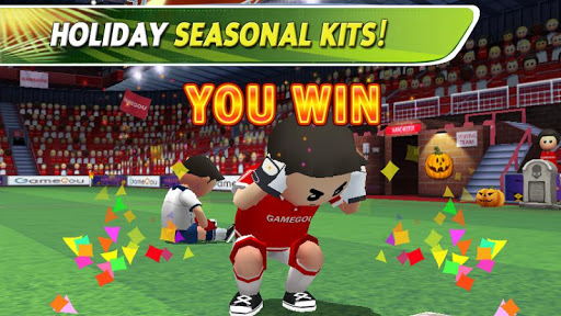 Mobile Soccer  screenshots 4