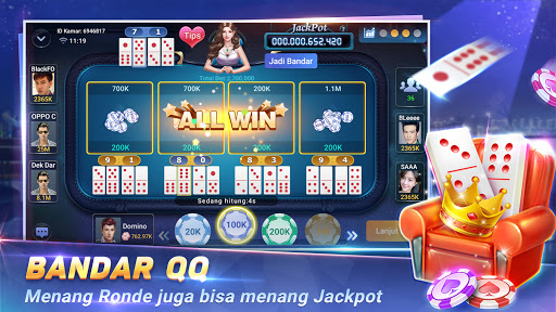 MVP Domino QiuQiu-KiuKiu 99 & Gaple & Slot online 1.2.5 screenshots 10