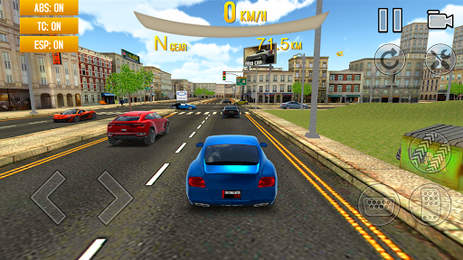 Extreme Car Driving Simulator 2021: The cars game  screenshots 5