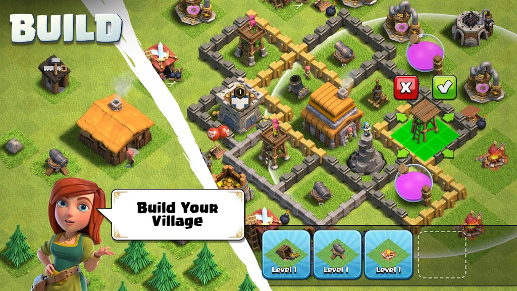 Clash of Clans poster 3