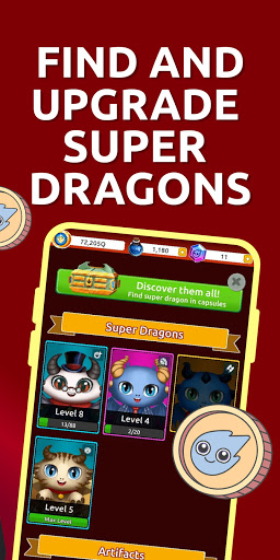 Crypto Dragons - Earn Blockchain Rewards apkpoly screenshots 6
