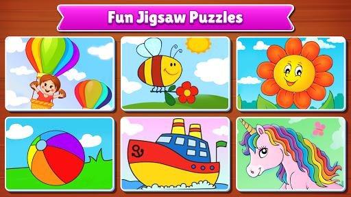 Puzzle Kids - Animals Shapes and Jigsaw Puzzles  screenshots 6