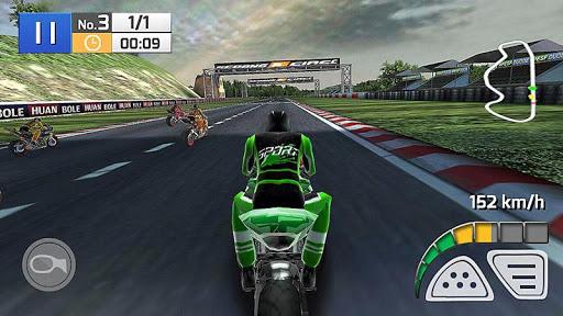 Code Triche Course Réelle de Moto 3D (Astuce) APK MOD screenshots 3