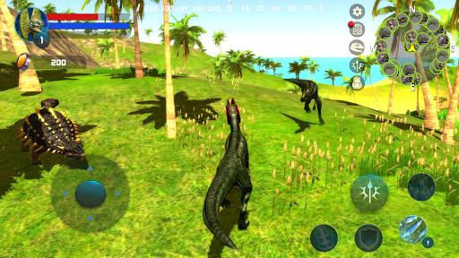 Dilophosaurus Simulator 1.0.4 screenshots 6
