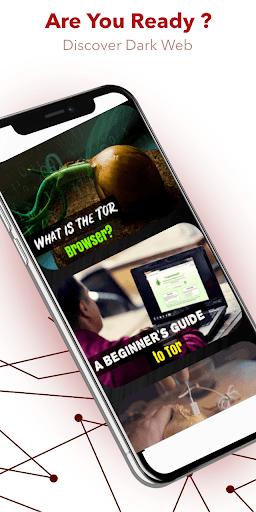 Darknet - Dark Web and Tor: Onion Browser Official 3.0 Screenshots 1