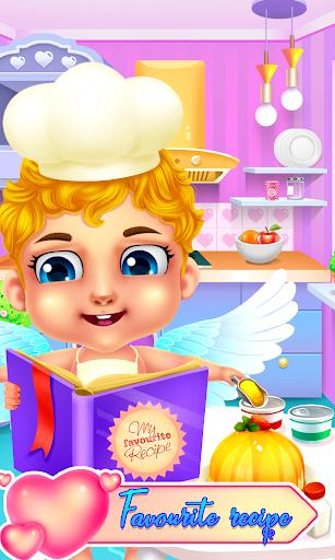 Baby Boy Caring Cupidon Dresses