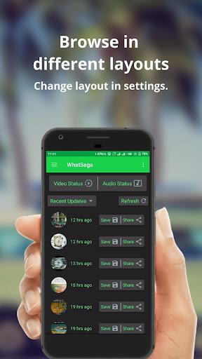WhatSaga   Story Split   Save Status 1.9.5 Screenshots 7