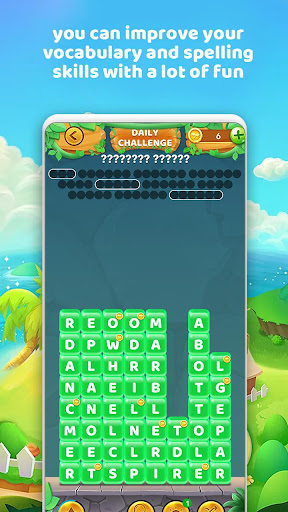 Word Forest - Word Connect & Word Puzzle Game 1.8.2 screenshots 3