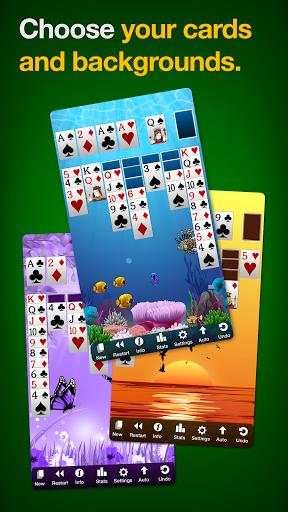 Solitaire u2013 Classic Free Card Game  screenshots 8