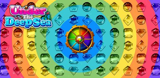 Under the Deep Sea: Jewel Match3 Puzzle screenshots 17