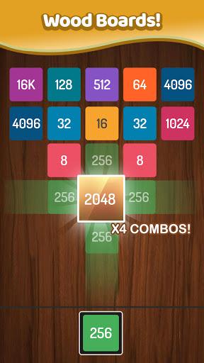 X2 Blocks u2013 2048 Merge Puzzle Game android2mod screenshots 6