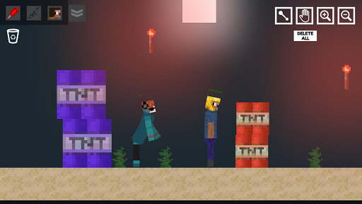 Noob Stick Playground: Ragdoll Human apklade screenshots 2