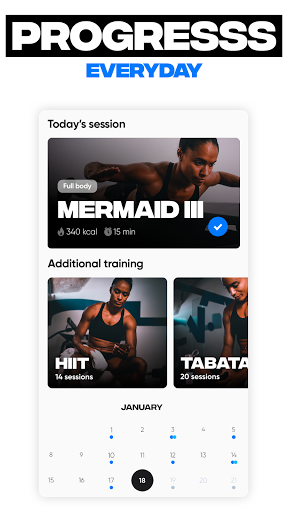 Fitness Coach 0.6.0-rc2 Screenshots 4