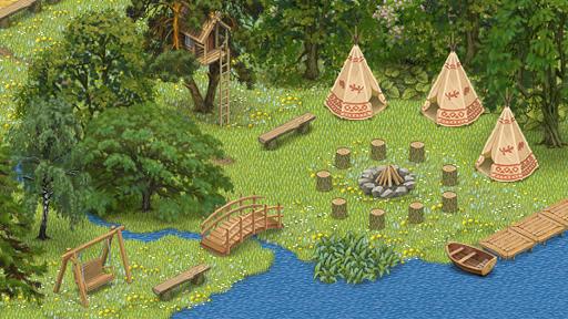 inner garden: play garden screenshot 3