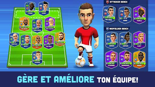 Code Triche Mini Football (Astuce) APK MOD screenshots 3