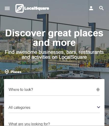 LocalSquare  screenshots 1
