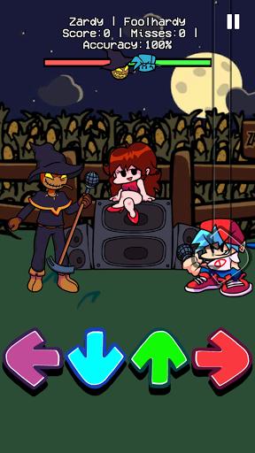 Horror music party mod 1.2 screenshots 1