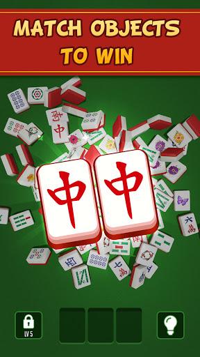 Mahjong 3D - Pair Matching Puzzle 1.1 screenshots 2