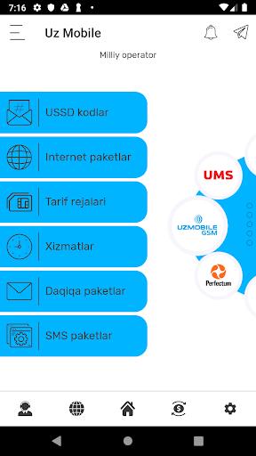 USSD Plus UZ Screenshot 1