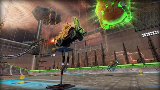 Rocket Car Ball screenshots 6