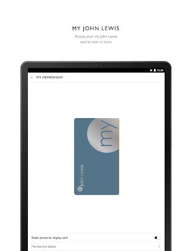 John Lewis & Partners modavailable screenshots 18