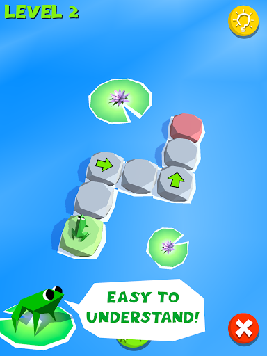 Frog Puzzle ud83dudc38 Logic Puzzles & Brain Training 5.8.5 screenshots 5