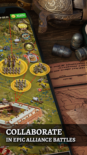 War and Peace: The #1 Civil War Strategy Game 2021.2.1 Screenshots 6